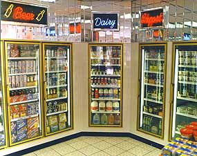 Convience Store Cooler